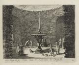 Fontaine du singe et ses petits