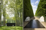 2014 - Lee Ufan - Relatum Dialogue Z, Versailles. © Tadzio et Relatum Earth of the Bridge