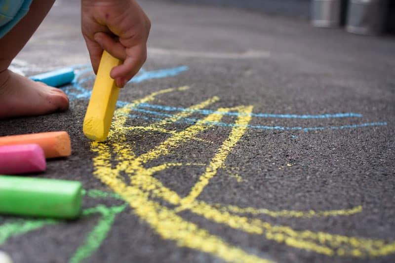 Tips Asphalt Concrete - Healthy Chalk