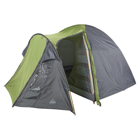 mckinley easy rock 6 tente de camping familiale pour 6 personnes