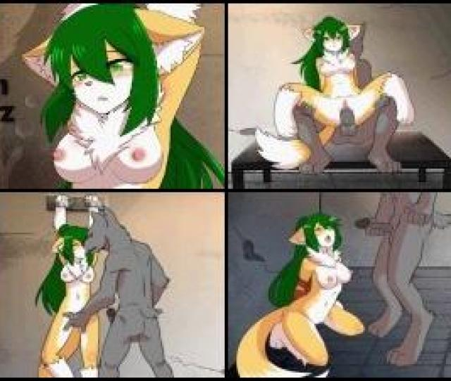 Not Often You Find Furry Bdsm Games Right This One Is About A Green