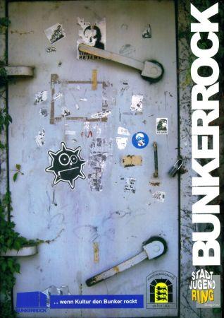 Broschüre zum Projekt Bunker-Rock.