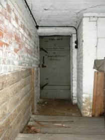 Die Kellerräume wiesen noch zahlreiche Original-Details auf.