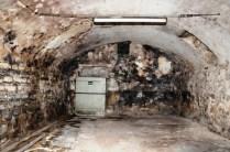 Die Keller des Richterviertels bestanden aus grossen Gewölberäumen, die mit einem Labyrinth von Gängen und Zwischenräumen verbunden waren.