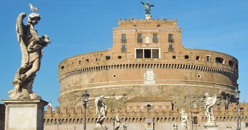 Castel Sant Angelo Guided Tour Rome Tours With Local Guide