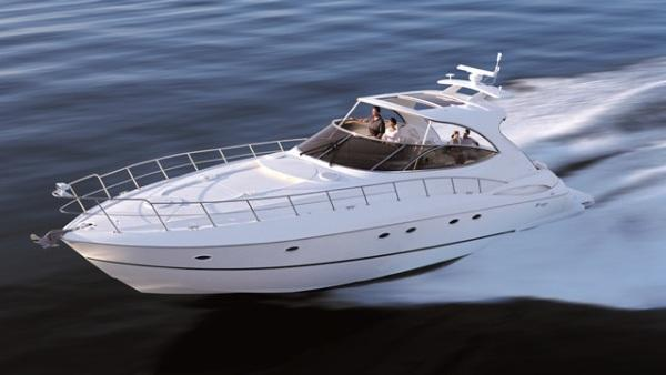 Cruiser 560 Express Seaforth Boat Rentals
