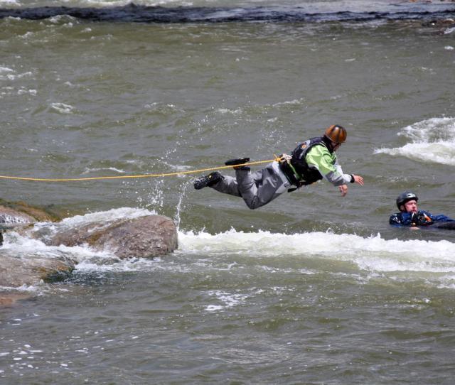 Colorado Raft Guide Certification