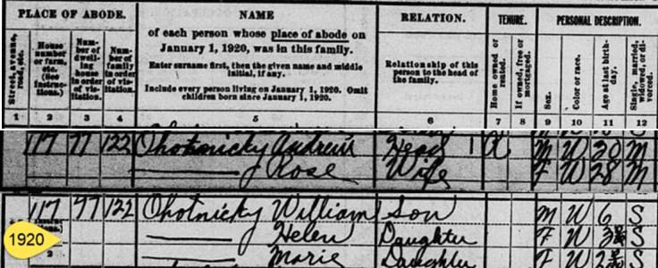 Search U.S. Census Records