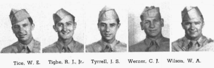 a set of air force soldiers