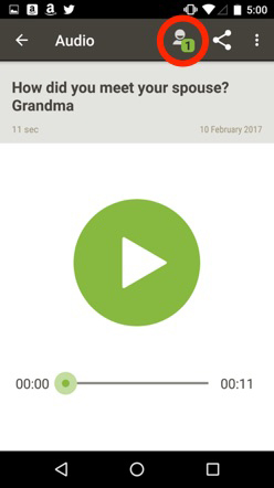 DIY: Record audio of your family stories to begin family history preservation today!