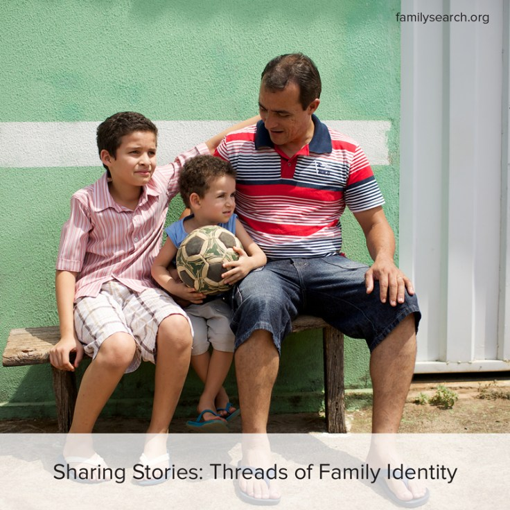 Discover and preserve your family stories that helped shape who you are.