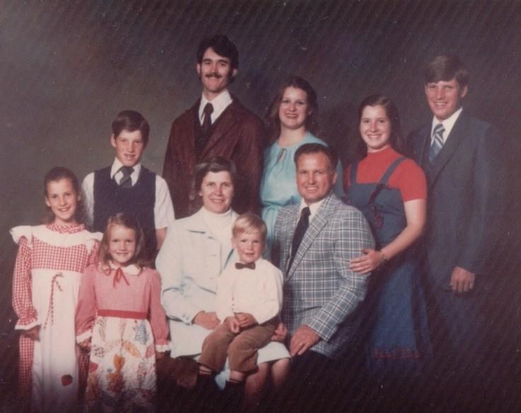 diane's family.