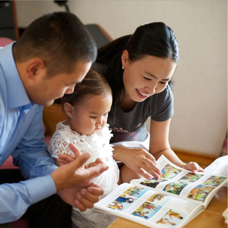 Learn how to build lasting family memories through traditions.
