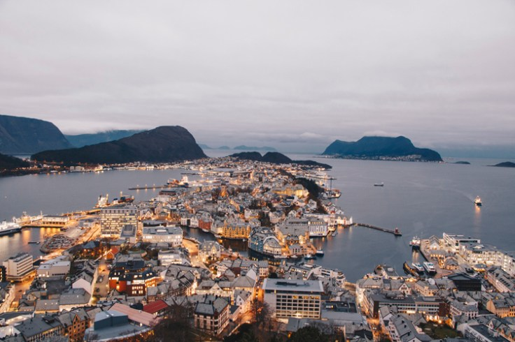 A norwegian city.