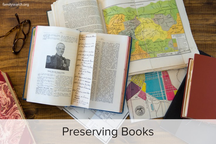 Family History Preservation: Preserving Scrapbooks, Family Bible and Other Books