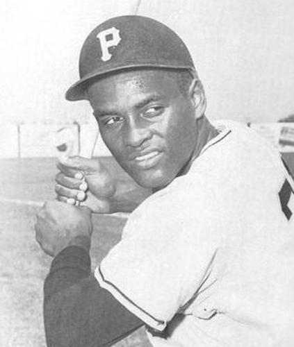 Roberto CLemente, a Puerto Rico Baseball player