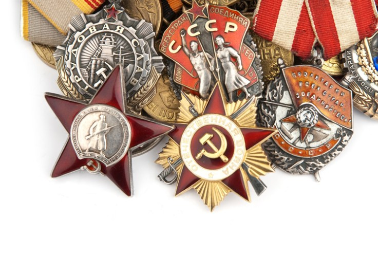 Russian military medals