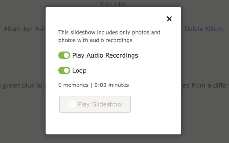 slidshow screenshot