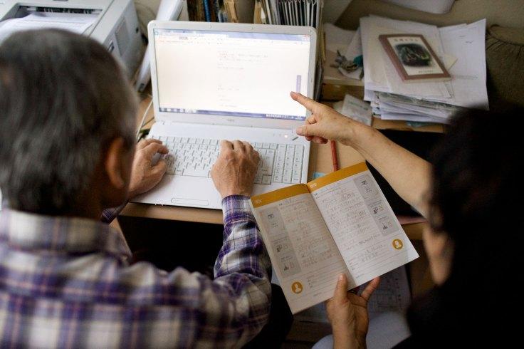 digitizing old family documents