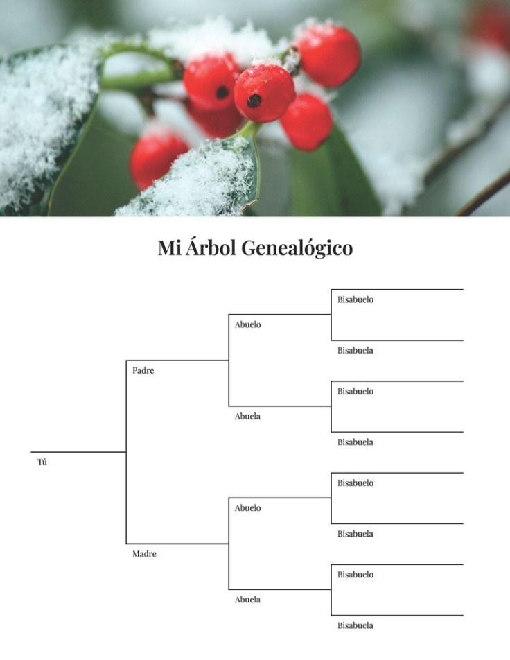 Imágenes de Árbol Genealógico