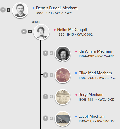 How to find your ancestors using the family tree on FamilySearch.