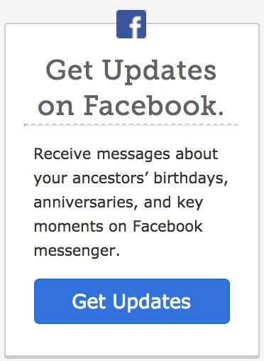 Calendar of Ancestral Moments