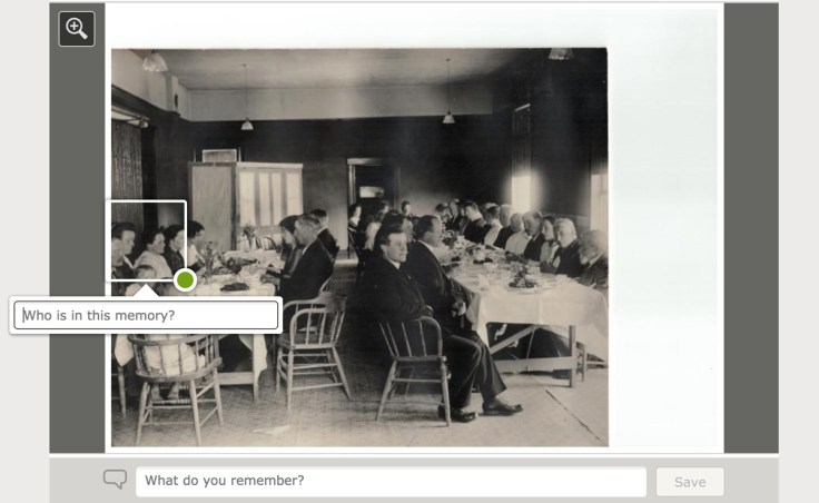 FamilySearch improves taggings the edge of photos