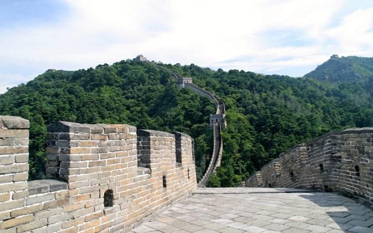Great Wall of China virtual tour