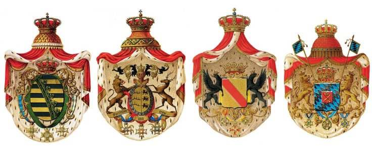 different german coat of arms