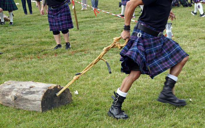 highland games photos