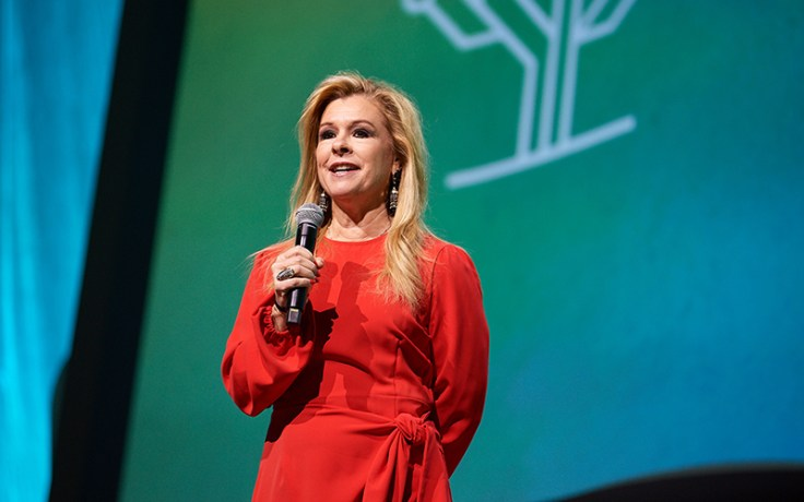 Leigh Anne Tuohy at RootsTech 2020