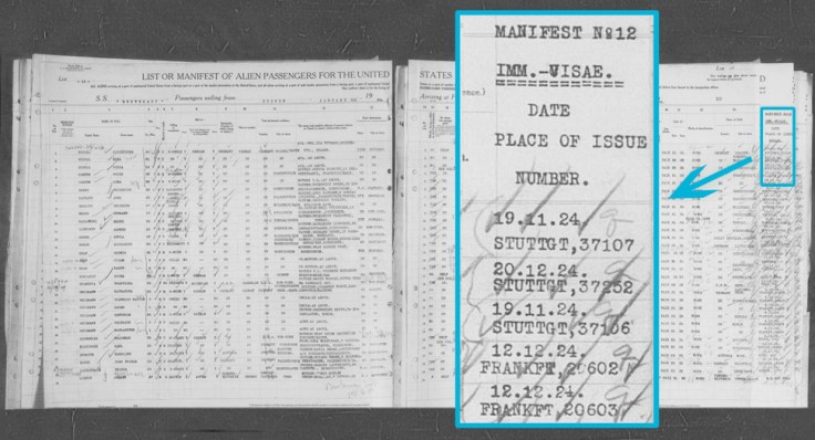 How to find your immigrant ancestors with FamilySearch's online genealogy archives.