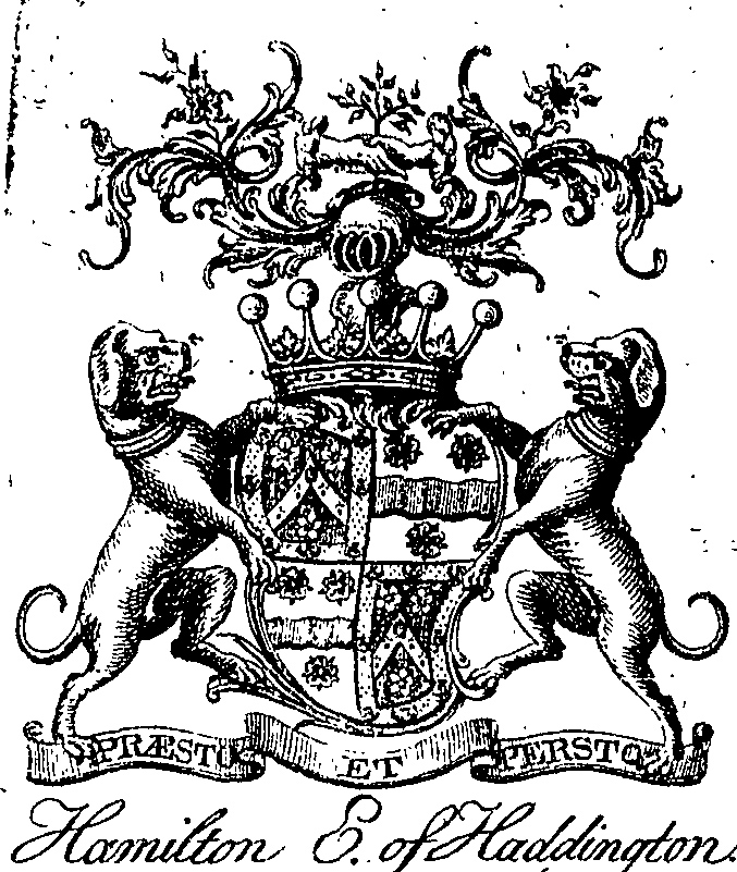 a scottish coat of arms