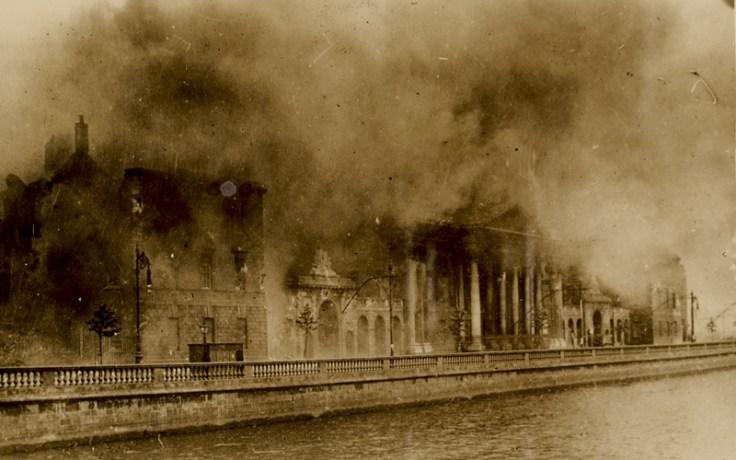 The Ireland1922 public records fire.