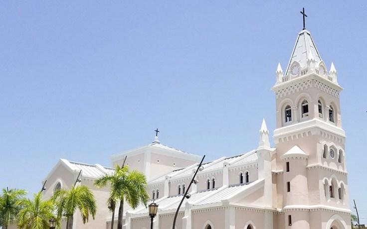 a church in puerto rico.