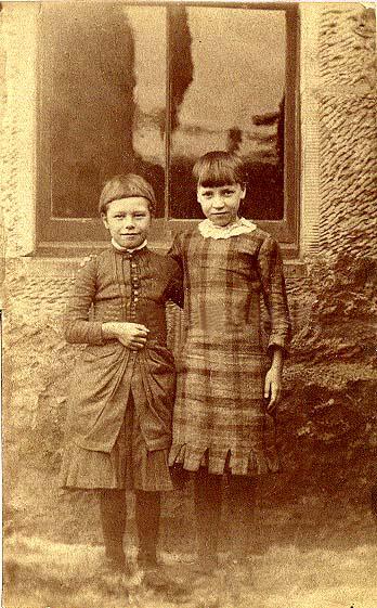 Young scottish girls.