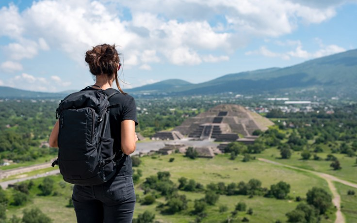 Teotihuacan, another things to do in Mexico