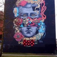 street art hot spot in berlin: stattbad wedding/gerichtshöfe/panke (38 photos)
