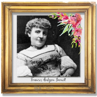 Picture of Frances Hodgson Burnett