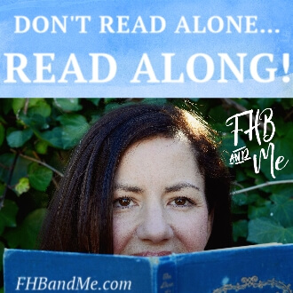 Don't Read Alone, Read ALONG! Check here for the latest books we are ready together. fhbandme.com