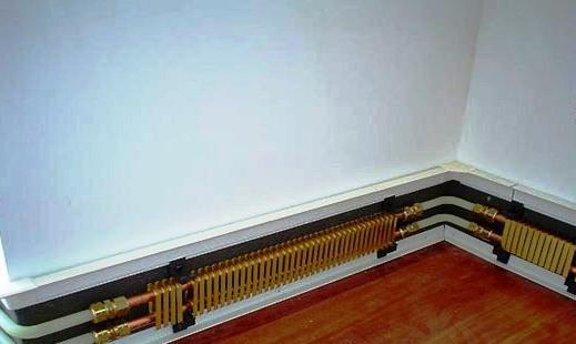 Tilslut termostater bundkortvarmeren