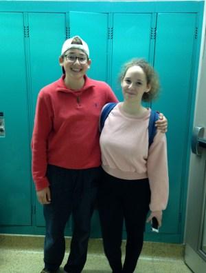 Joshua and Heather Karbi