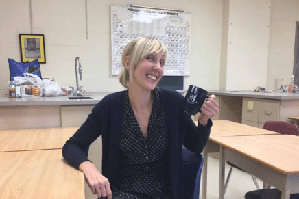 Humans of FHCI – Ms. Monaghan