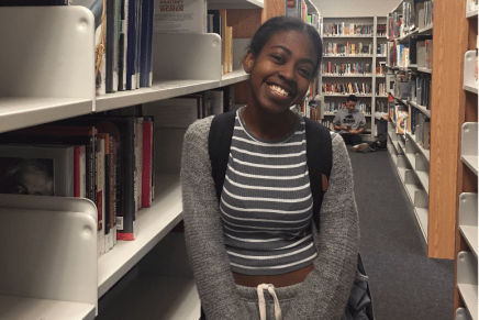 Humans of FHCI – Tanique Hall