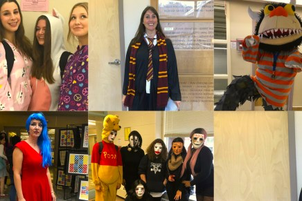 FHCI's Best Dressed:  Halloween Edition