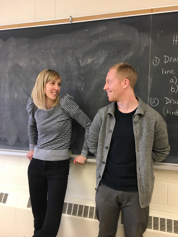teacher couple