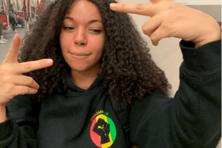 Humans of FHCI: Shelsia Giovanna Cardoso