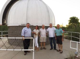 Gilbert Rotary Centennial Observatory