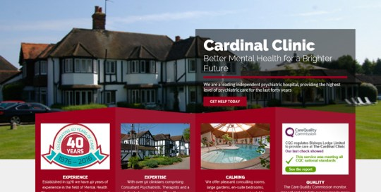 Cardinal Clinic by FHML
