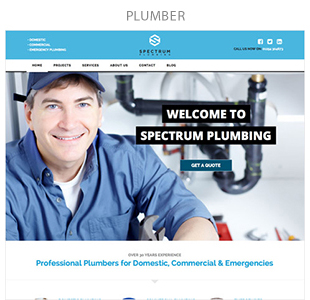 Plumbers by FHML
